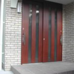 玄関ドア(外部)