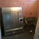 洗い場の防水パン